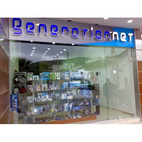 Επιγραφές ΝΕΟΝ Generation net