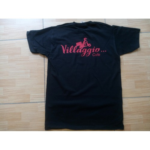 T-shirt Villaggio