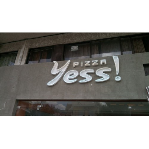Επιγραφές Νέον Yess
